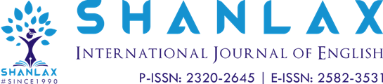 Shanlax International Journals